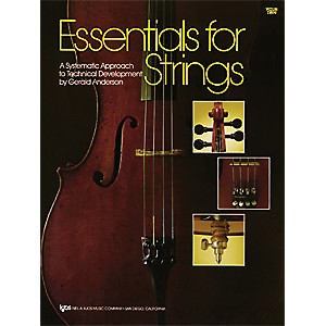 KJOS-Essentials-For-Strings-Violin-Book-Standard