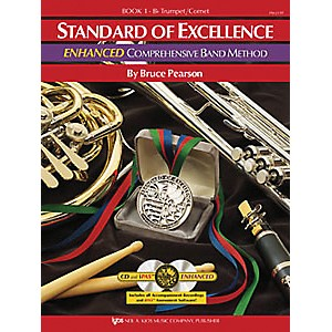 KJOS-Standard-Of-Excellence-Book-1-Enhanced-Trumpet-Standard