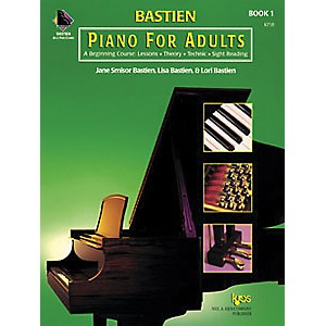 KJOS-Bastien-Piano-For-Adults-Book-1-Standard