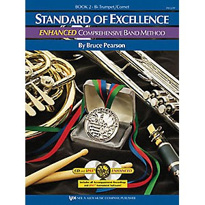 KJOS-Standard-Of-Excellence-Book-2-Enhanced-Trumpet-Standard