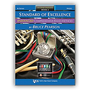 KJOS-Standard-Of-Excellence-Book-2-Enhanced-Clarinet-Standard