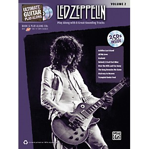 Alfred-Led-Zeppelin-Ultimate-Play-Along-Guitar-Volume-2-with-2-CD-s-Standard