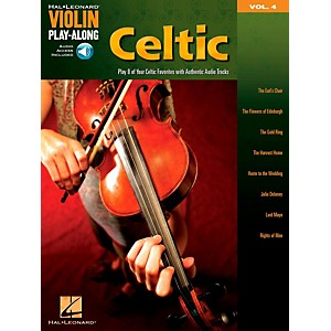 Hal-Leonard-Celtic-Violin-Play-Along-Volume-4-Book-CD-Standard