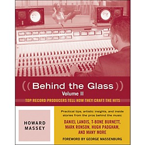 Backbeat-Books-Behind-The-Glass-Volume-II---Interviews-with-music-producers-Standard