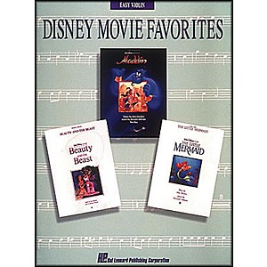 Hal-Leonard-Disney-Movie-Favorites-For-Easy-Violin-Standard