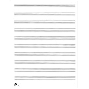 Music-Sales-Manuscript-Paper-No-2-24-Double-Fold-Sheets--9X12--10-Stave--96-Pages-Standard