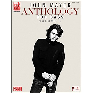 Cherry-Lane-John-Mayer-Anthology-For-Bass--Volume-1-Standard