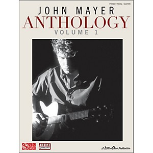 Cherry-Lane-John-Mayer-Anthology--Volume-One-PVG-Songbook-Standard