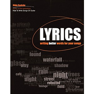 Backbeat-Books-Lyrics---Writing-Better-Words-For-Your-Songs-Standard