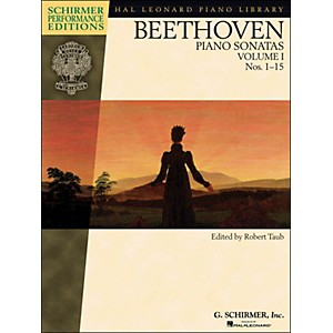 G--Schirmer-Piano-Sonatas-Vol-1--1---15--Schirmer-Performance-Edition-Book-Only-By-Beethoven---Taub-Standard
