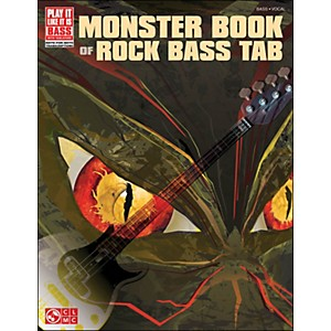 Cherry-Lane-Monster-Book-Of-Rock-Bass-Tab-Standard