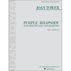 G--Schirmer-Purple-Rhapsody--Concerto-For-Viola-And-Orchestra--For-Viola-And-Piano-By-Tower-Standard