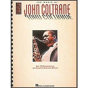 Hal-Leonard-The-Music-Of-John-Coltrane-Standard
