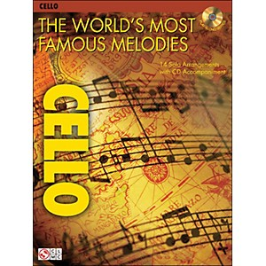 Cherry-Lane-The-World-s-Most-Famous-Melodies-For-Cello-Book-CD-Standard