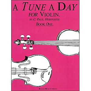 Music-Sales-Tune-A-Day-Violin-Book-1-By-Herfurth-Standard