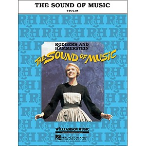 Hal-Leonard-Sound-Of-Music-For-Violin-Standard