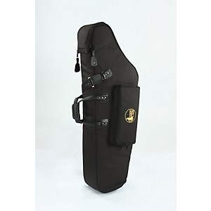 Gard-Mid-Suspension-EM-Low-A-Baritone-Saxophone-Gig-Bag-106-MSK-Black-Synthetic-w--Leather-Trim