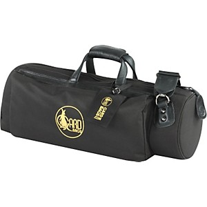 Gard-Mid-Suspension-Trumpet-Gig-Bag-1-MSK-Black-Synthetic-w--Leather-Trim