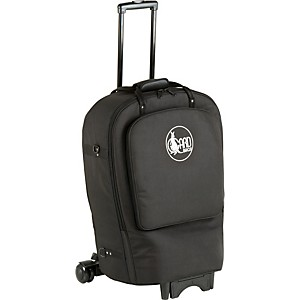 Gard-Fixed-Bell-French-Horn-Wheelie-Bag-41-WBFSK-Black-Synthetic-w--Leather-Trim