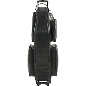 Gard-Low-A-Baritone-Saxophone-Wheelie-Bag-106-WBFLK-Black-Ultra-Leather