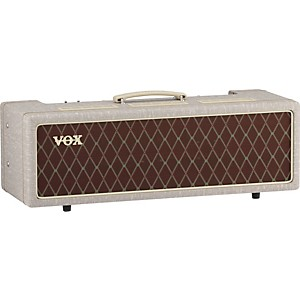 Vox-Hand-Wired-AC30HWHD-30W-Tube-Guitar-Amp-Head-Fawn