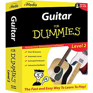 eMedia-Guitar-For-Dummies-Level-2---CD-ROM-Standard