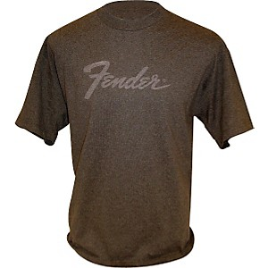 Fender-Amp-Logo-T-Shirt-Chocolate-Small