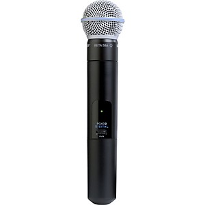 Shure-PGXD2-Beta58A-Handheld-Transmitter-with-Beta-58A-Mic-Standard