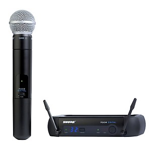 Shure-PGXD24-SM58-Digital-Wireless-System-with-SM58-Mic-Standard