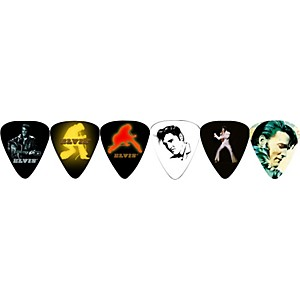 Perri-s-Guitar-Picks---12-Pack-of-Elvis-Elvis-Presley