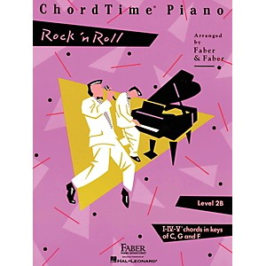 Faber-Music-Chordtime-Piano---Level-2B-Rock--N--Roll-Faber-Piano-Adventures-Series-Standard