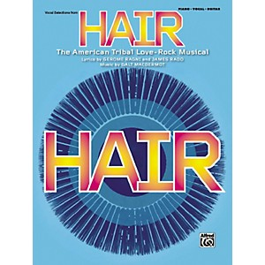Alfred-Hair-Vocal-Selections--Broadway-Edition--Piano-Vocal-Chords-Standard