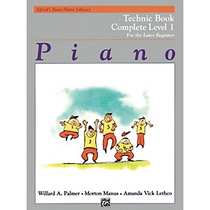Alfred-Alfred-s-Basic-Piano-Course-Technique-Book-Complete-1--1A-1B--Standard