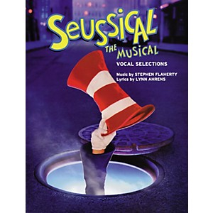 Alfred-Seussical-the-Musical-Vocal-Selections-Piano-Vocal-Chords-Standard