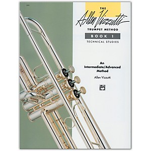 Alfred-Allen-Vizzutti-Trumpet-Method-Book-1-Technical-Studies-Standard