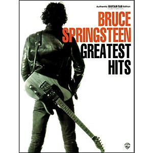 Alfred-Bruce-Springsteen-Greatest-Hits-Guitar-TAB-Standard