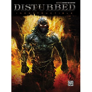 Hal-Leonard-Disturbed-Indestructible-Guitar-TAB-Standard