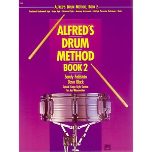 Alfred-Alfred-s-Drum-Method-Book-2-Standard