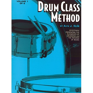 Alfred-Drum-Class-Method-Volume-I-Standard