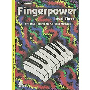 Alfred-Fingerpower-Book-Level-3-Standard