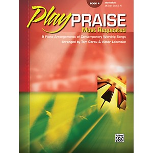 Alfred-Play-Praise-Most-Requested-Book-4-Piano-Standard