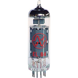 JJ-Electronics-EL84-Power-Vacuum-Tube-Single