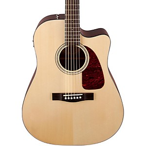 Fender-CD140SCE-Acoustic-Electric-Guitar-Natural