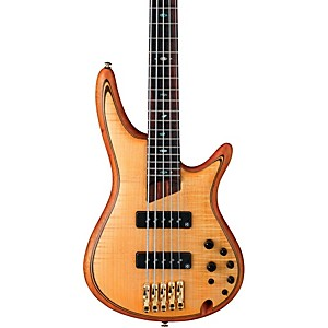 Ibanez-SR-Premium-1405E-5-String-Electric-Bass-Guitar-Natural