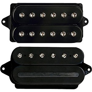 DiMarzio-John-Petrucci-Pickup-Set-Black-For-43mm-Nut--1-11-16--