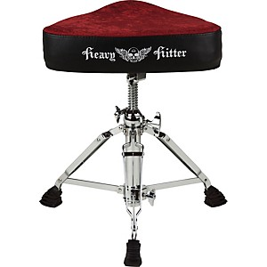 ddrum-Red-Velvet-Motorcycle-Drum-Throne-Standard