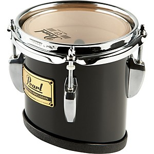Pearl-Championship-Marching-Tom-with-R-Ring--46-Midnight-Black-6x8