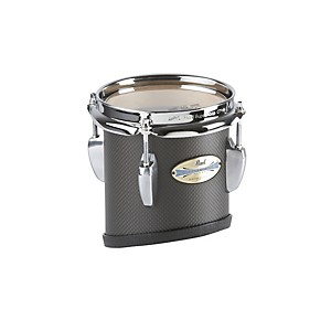 Pearl-CarbonPly-Maple-Marching-Tom--301--Carbon-Fiber-Matte-6x8