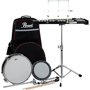 Pearl-PL-900C-Percussion-Learning-Center---Case-with-Wheels-Standard
