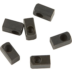 ProLine-Floyd-Rose-Style-Saddle-Block-Insert-6-Pack-Black